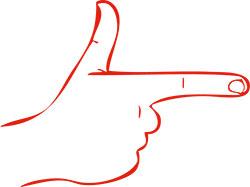 zeigefinger-daumen